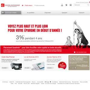 Caisse d'Epargne – www.caisse-epargne.fr