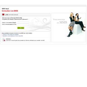 SFR – Consulter vos MMS sur www.vosmms.com
