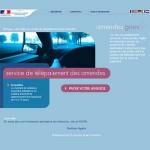 Télépaiement - Payer sa contravention sur www.amendes.gouv.fr