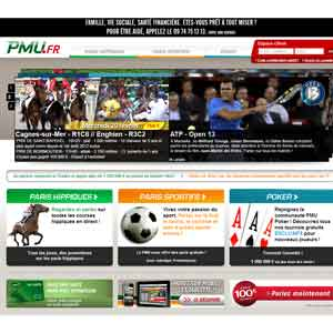 Paris Sportif Gratuit en ligne PMU - www.pmu.fr