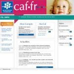 www.caf.fr Caisse d'Allocations Familiales CAF