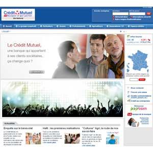 www.creditmutuel.fr - Banque en ligne Credit Mutuel