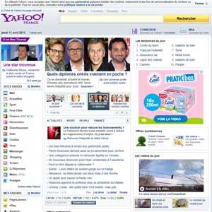 www.yahoo.fr