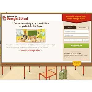 Espace Numérique de Travail Beneylu School - www.beneyluschool.net