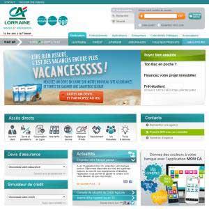 www.ca-lorraine.fr
